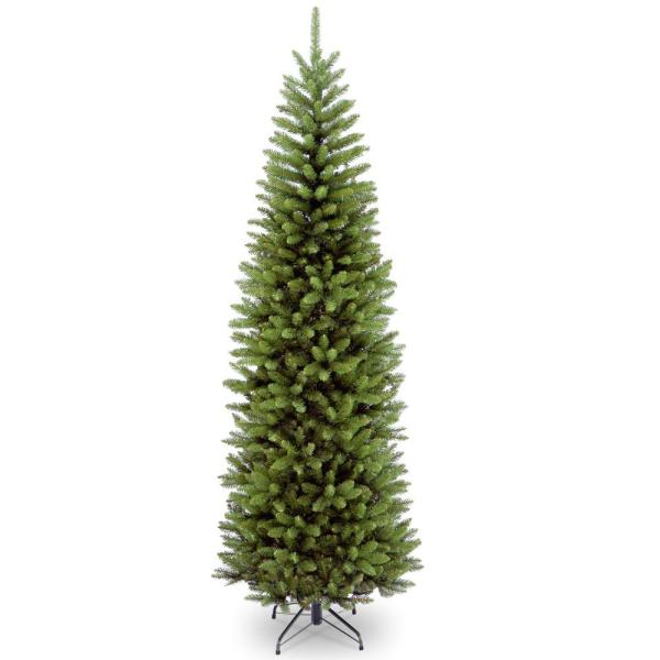 9 ft. Kingswood Fir Pencil Artificial Christmas Tree