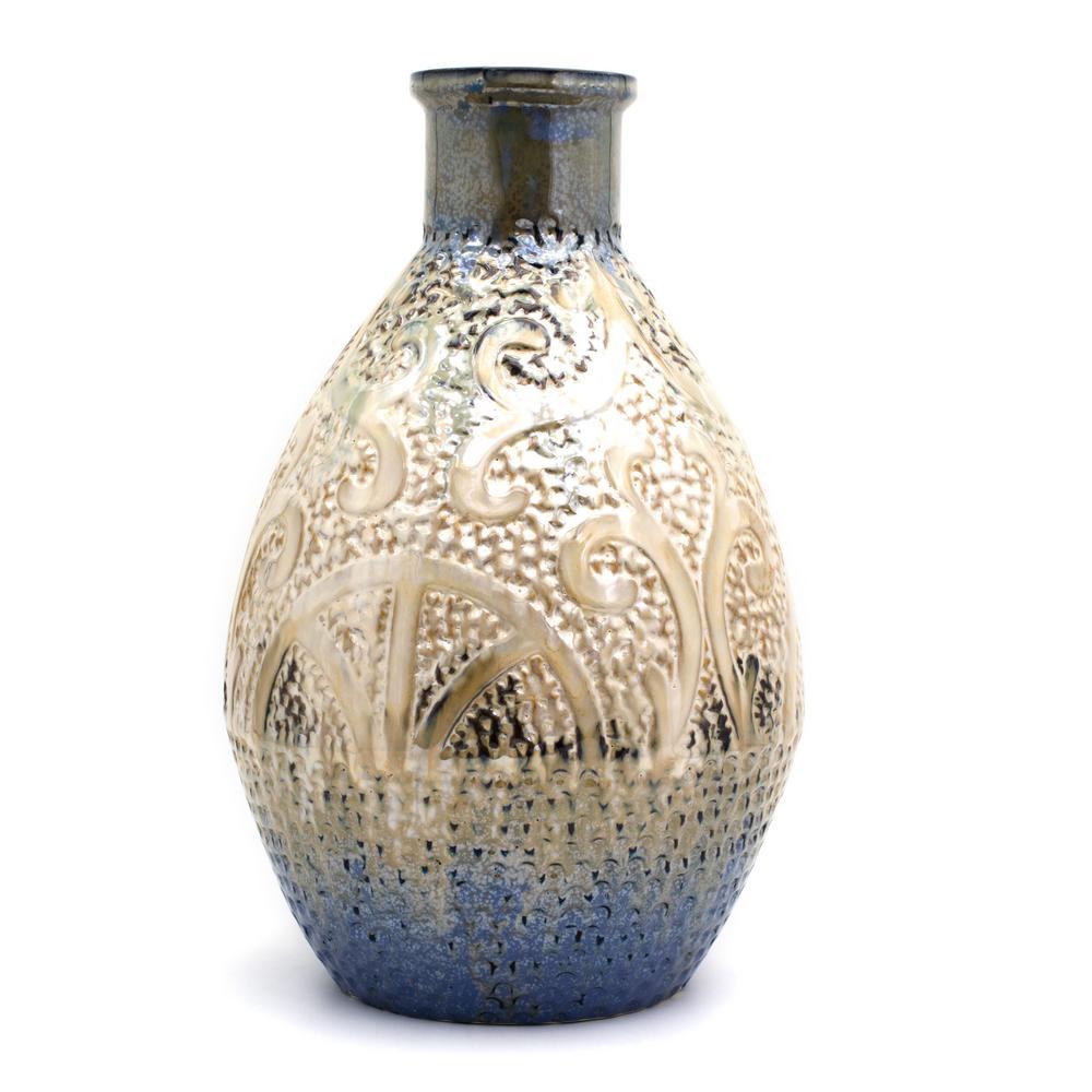 Seaborne Large Reactive Vase
