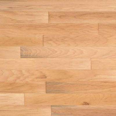 Take Home Sample - Hickory Sea Mist Engineered Click Hardwood Flooring - 5 in. x 7 in.