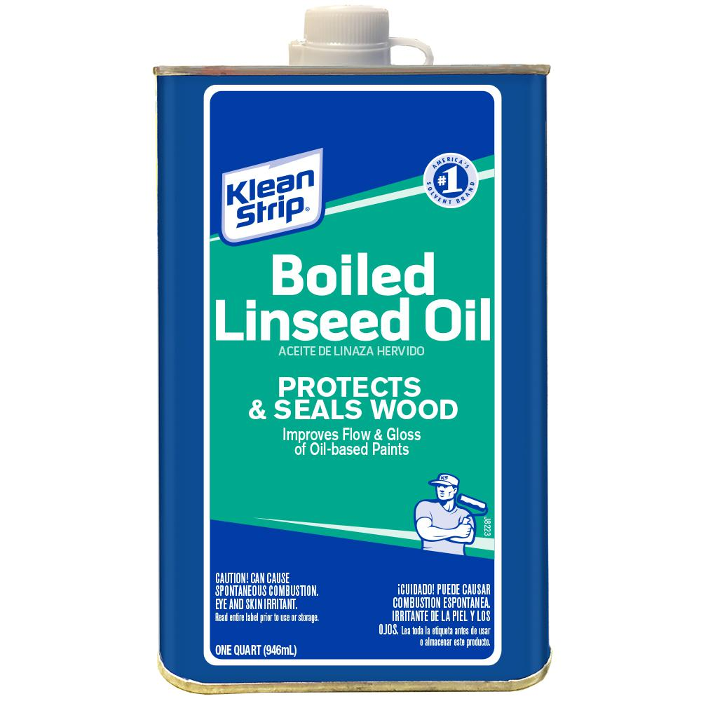 Klean-Strip 1-qt. Boiled Linseed Oil