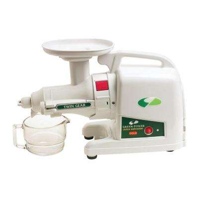 Greenstar Gold Twin Gear Juicer
