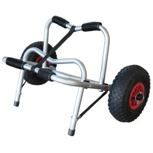 Click here to buy  110 lbs. Canoe/Kayak Trolley.