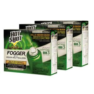 2 oz. Triple Pack Insect Killer Fogger 3-Count (3-Pack)