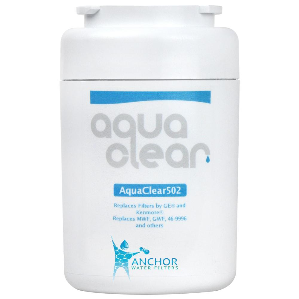AquaClear Refrigerator Water Filter for GE MWF