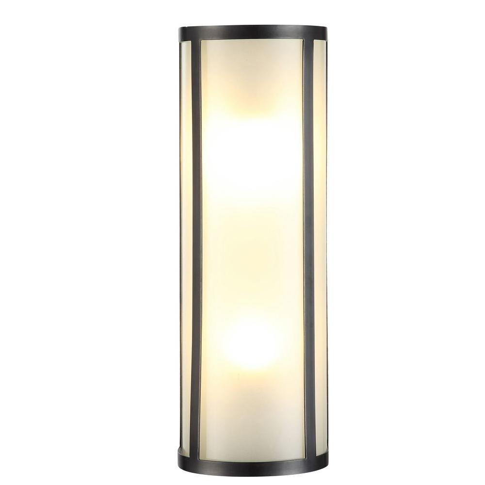 Sierra 2-Light Bronze Sconce