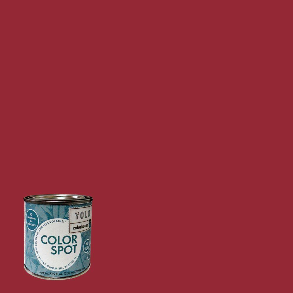 YOLO Colorhouse 8 oz. Create .05 ColorSpot Eggshell Interior Paint Sample-DISCONTINUED