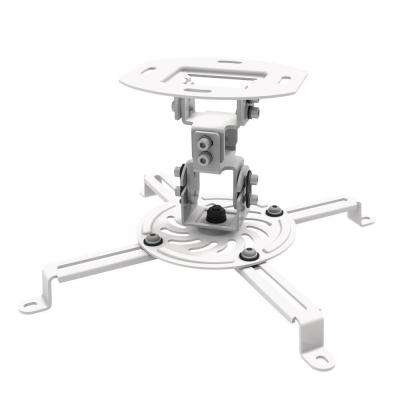 Ceiling Projector Mount with 15 Degree Tilt, 30 lb. Capacity