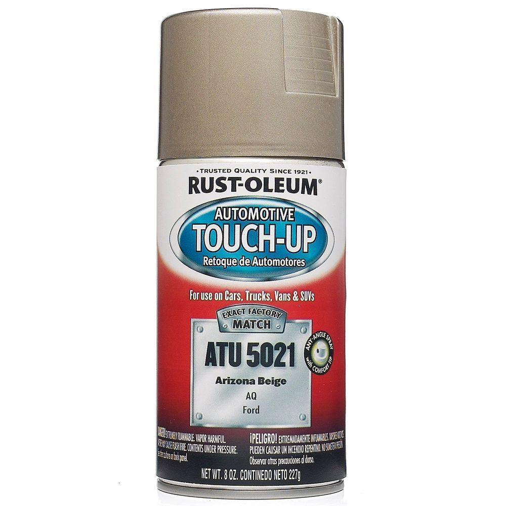 8 oz. Arizona Beige Auto Touch-Up Spray (6-Pack)