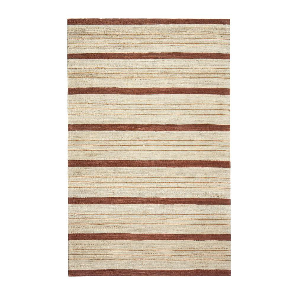 Supplication Brown 8 ft. x 10 ft. Area Rug