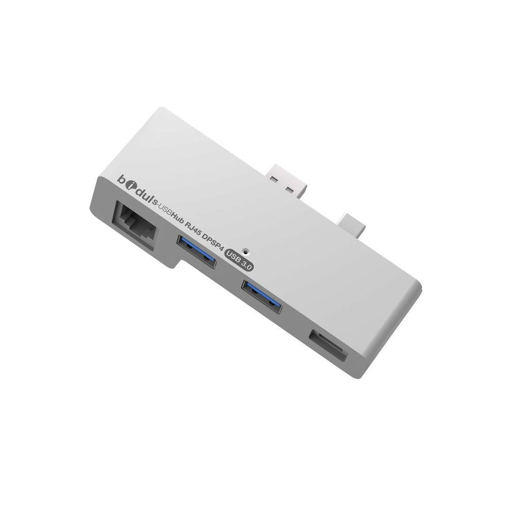 Usb Hub 3 0 With Ethernet Adaptor And Display Port For