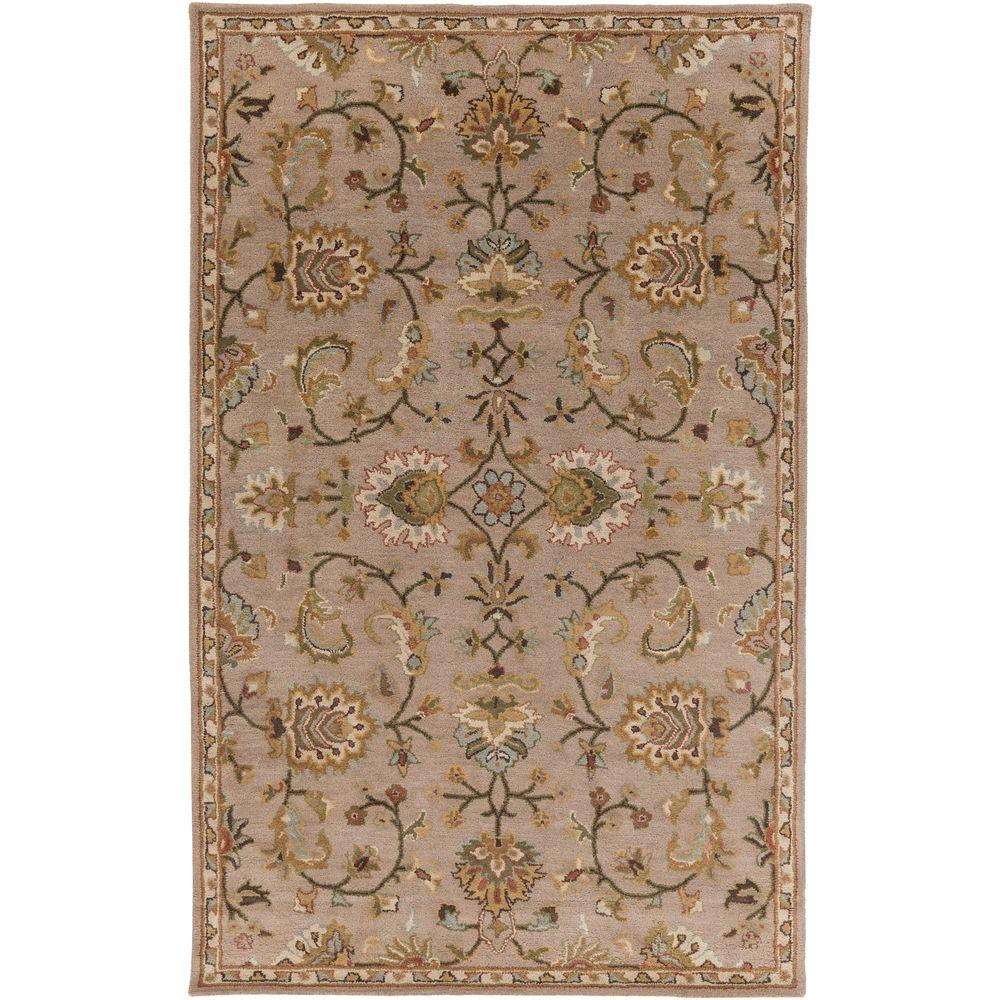 Middleton Mallie Beige 7 ft. 6 in. x 9 ft. 6