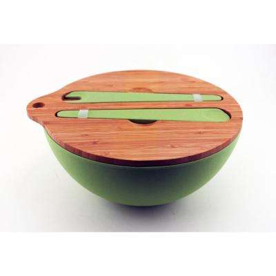 CooknCo 4-Piece Covered Bowl Serving Set