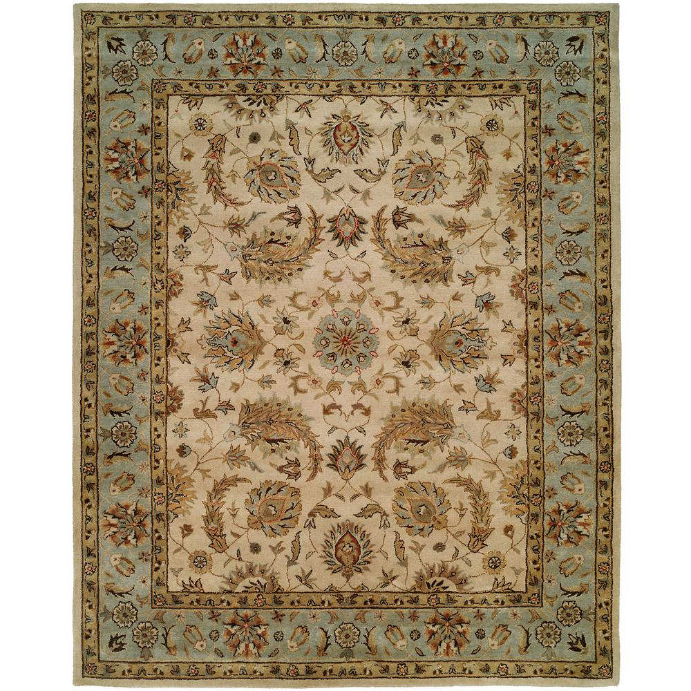 Empire Ivory 2 ft. x 3 ft. Area Rug