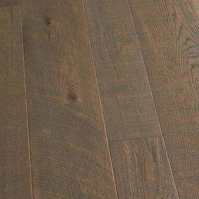 Prefinished Gray French Oak Engineered Hardwood Hardwood