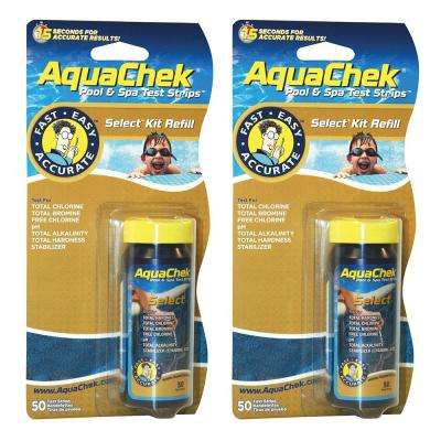 Pool 7-in-1 Test Strips Refill (2-Pack)