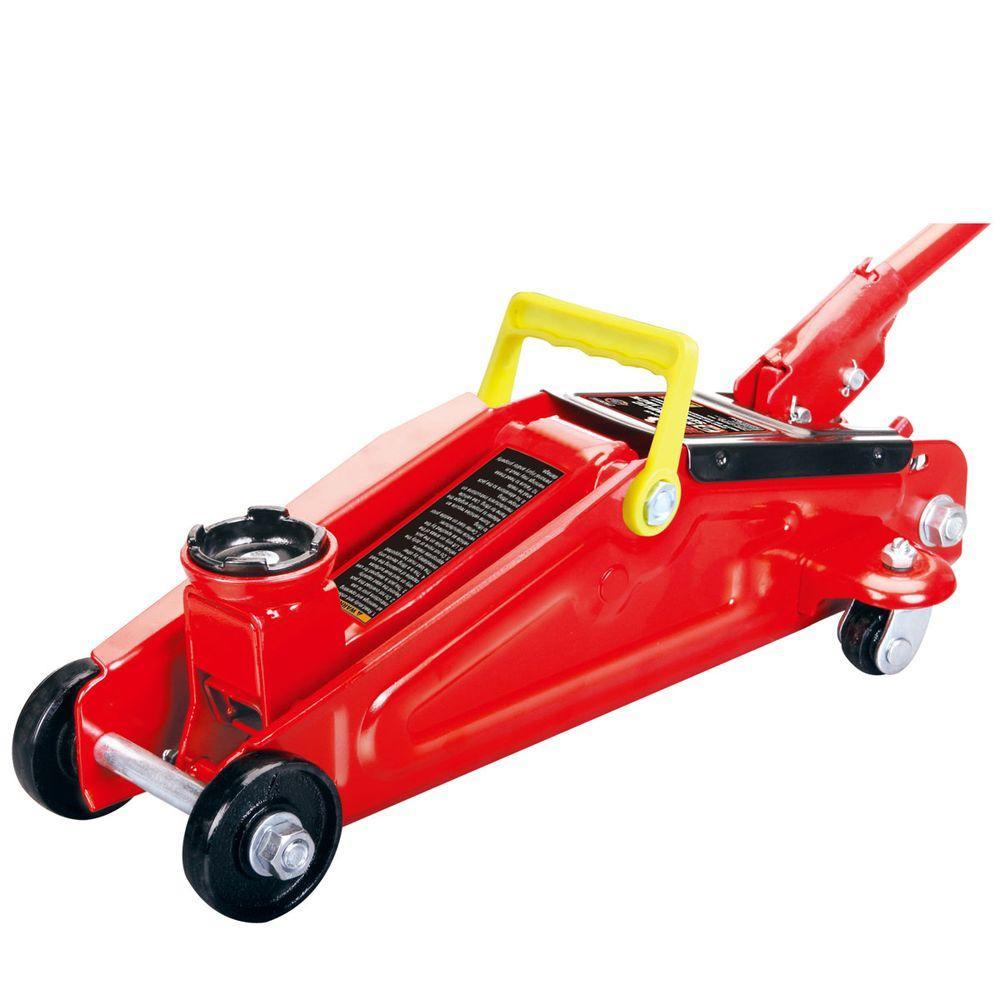 Big Red 2-Ton Floor Jack-in-Box