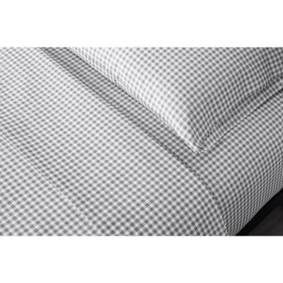 Brushed Soft Printed Microfiber Sheet Set
