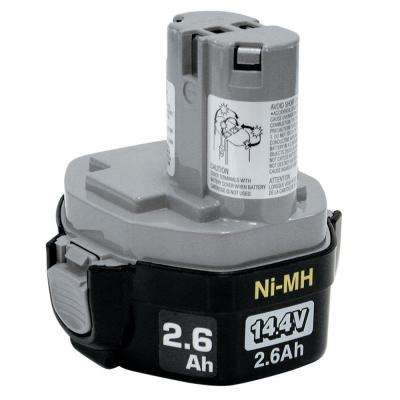 14.4-Volt Ni-MH Pod Style Battery Pack 2.6Ah