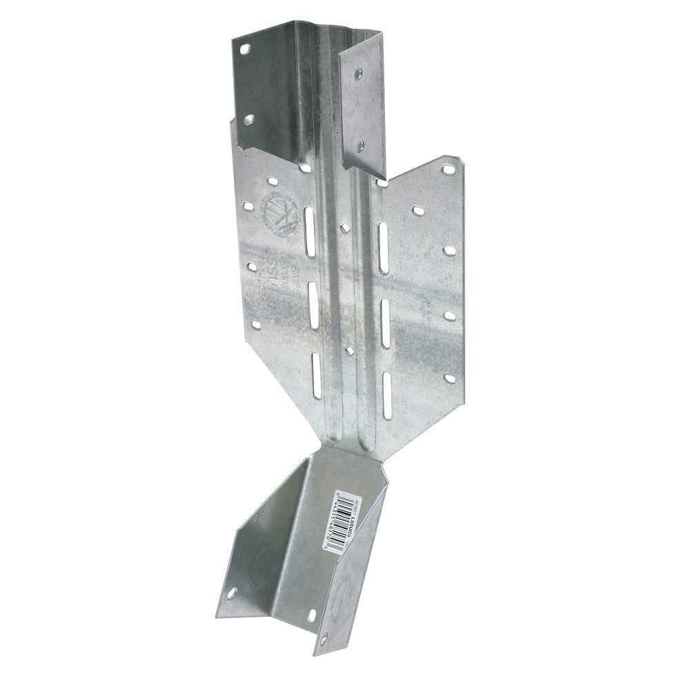 18-Gauge Light Adjustable U-Joist Hanger