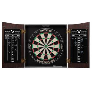 Md Sports New Haven Electronic Dartboard With Cabinet Db300y19003