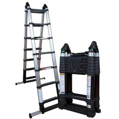 14 ft. Aluminum Multi-Purpose Extension Ladder, 300 lbs. Load Capacity Type IA Duty Rating