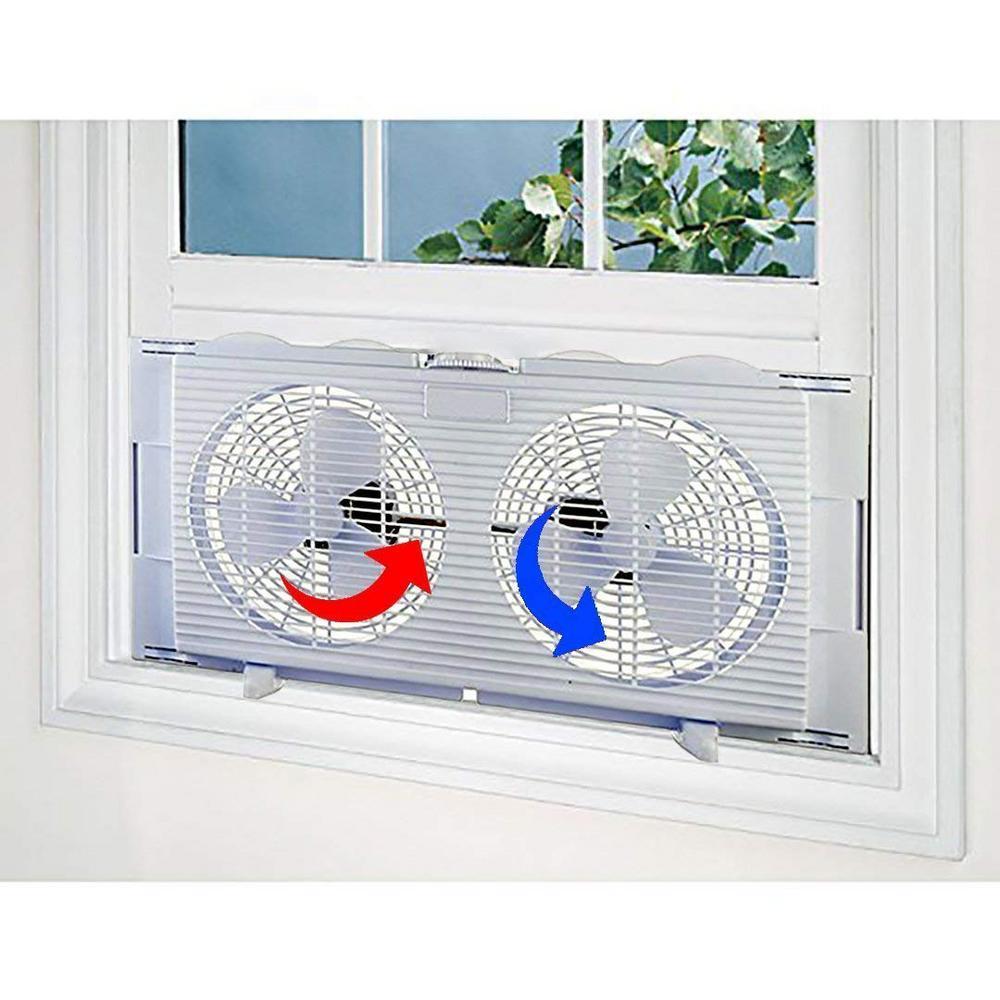Lasko 16 In Electrically Reversible Window Fan 2155a