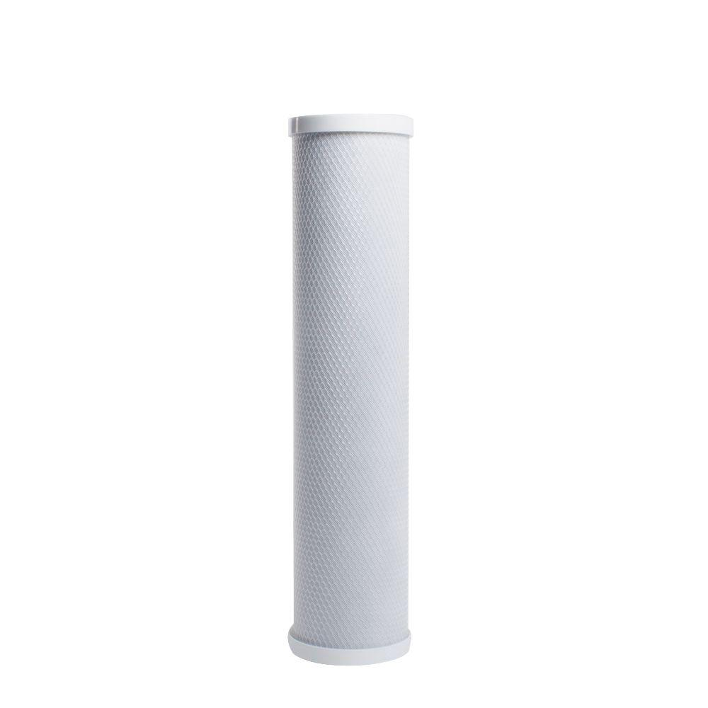 Carbon Block Replacement Filter for Whole House Water Filtration Systems