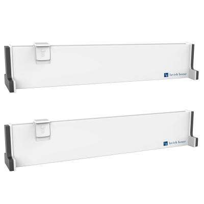 14.25 in. Expandable Drawer Divider