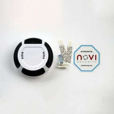 Novi Home Security Expansion Sensor Kit with smoke Detector