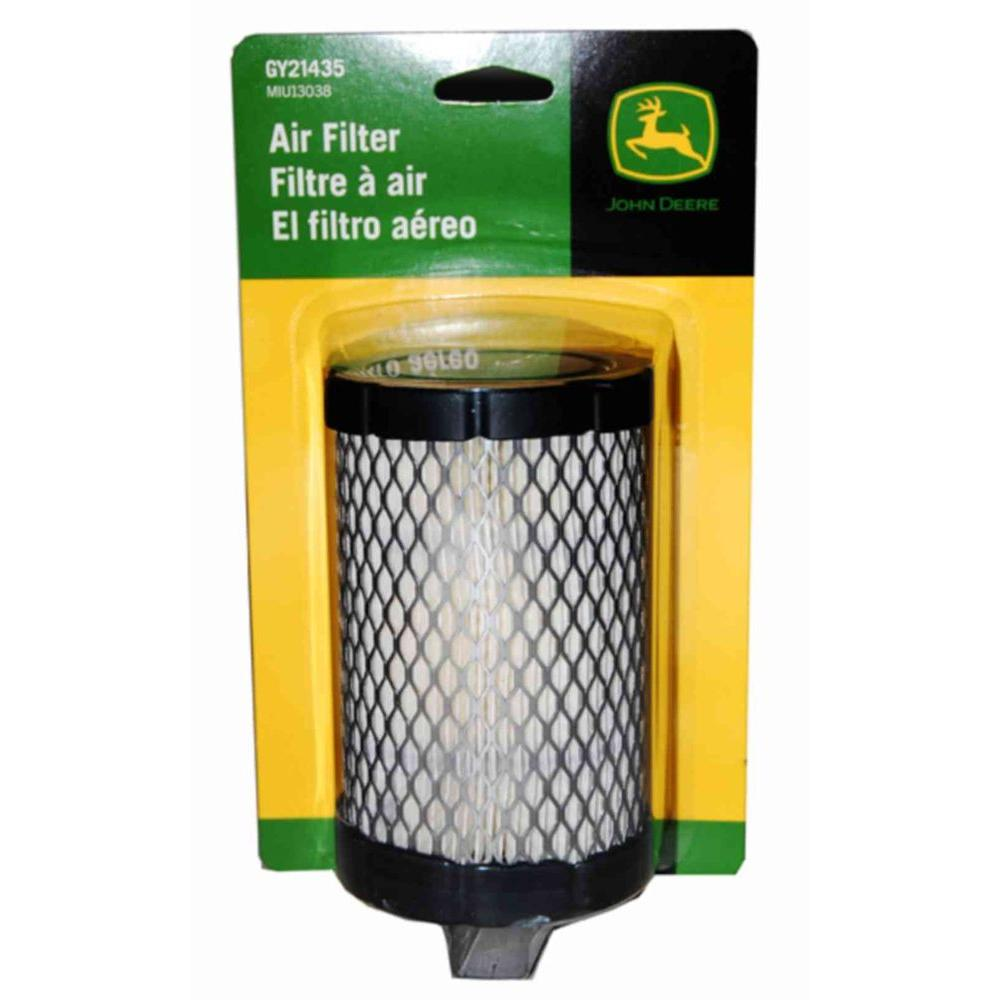 Replacement Air Filter For Tractors : John deere air filter gy the home depot