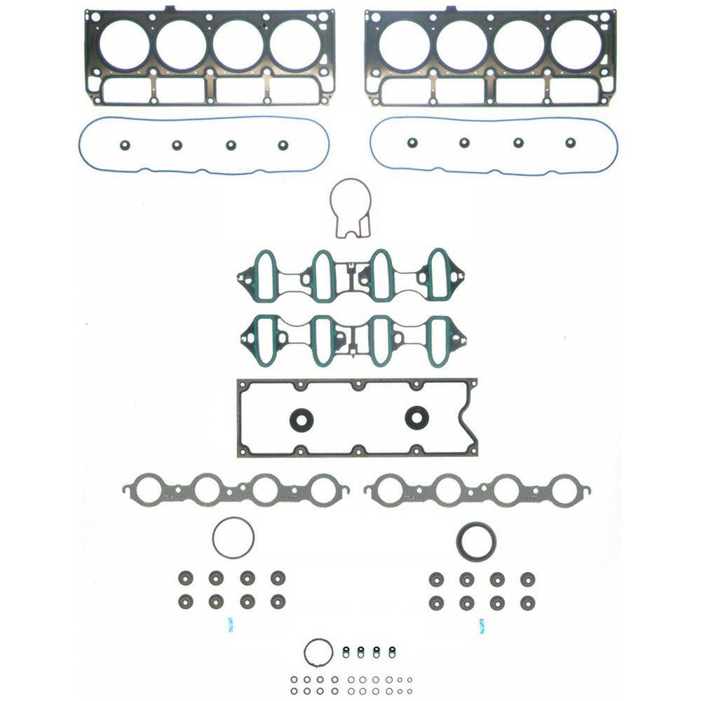 Engine Cylinder Head Gasket Set Fel-Pro HS 9792 PT-8