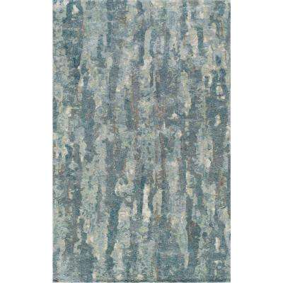 Millenia Gray 9 ft. x 12 ft. Indoor Area Rug