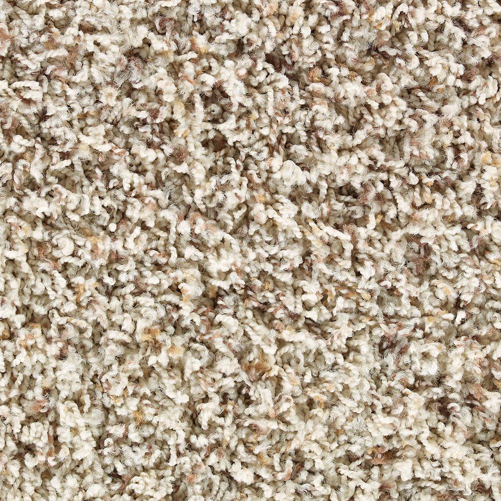 Martha Stewart Living Chatsworth Bone Folder Tonal - 6 in. x 9 in. Take Home Carpet Sample-DISCONTINUED