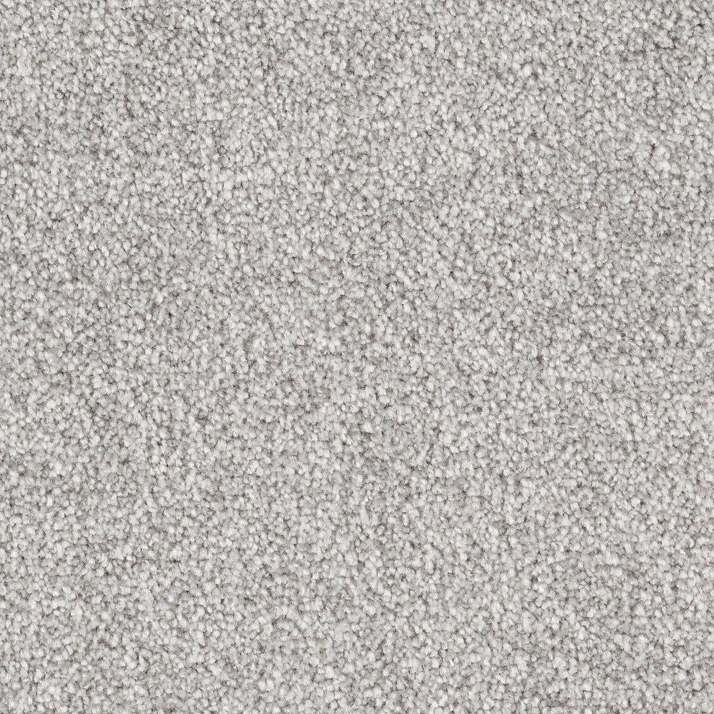LifeProof Tides Edge - Color Sentinel Textured 12 ft. Carpet