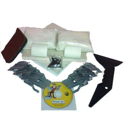 Drywall Repair Kit with Drywall