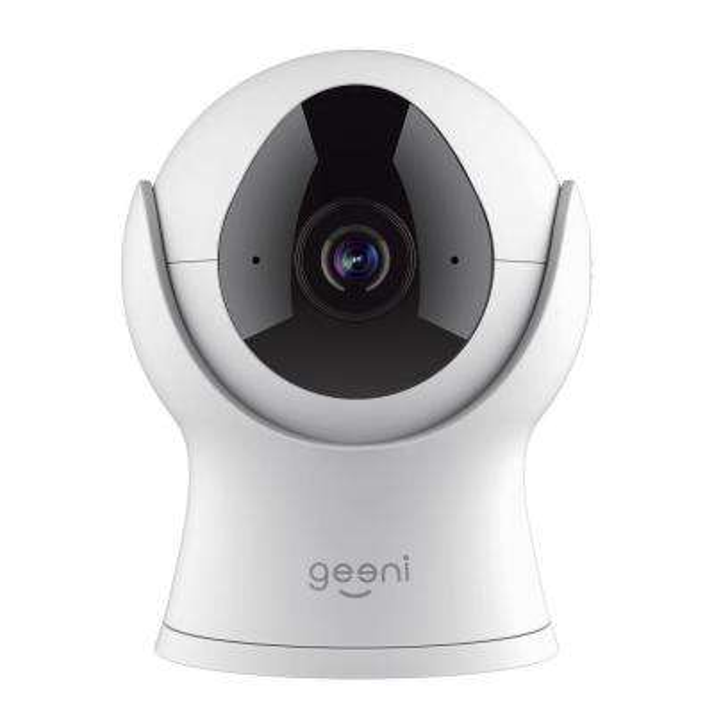 VISION 720p Smart Wi-Fi Security Camera HD, White
