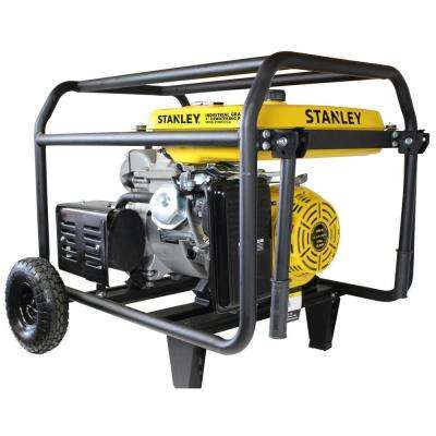 15 HP Non-Submersible 4 in. Trash Water Pump