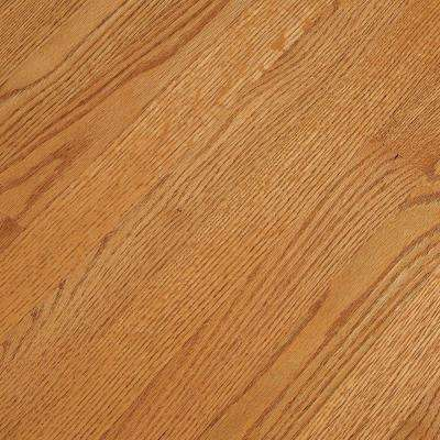 Laurel Butterscotch Oak Solid Hardwood -Take Home Sample- 5 in. x 7 in. Take Home Sample