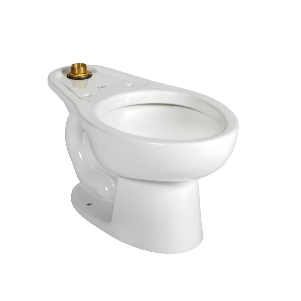 2691004 020 In White By American Standard: American Standard Madera Youth Elongated Toilet Bowl Only