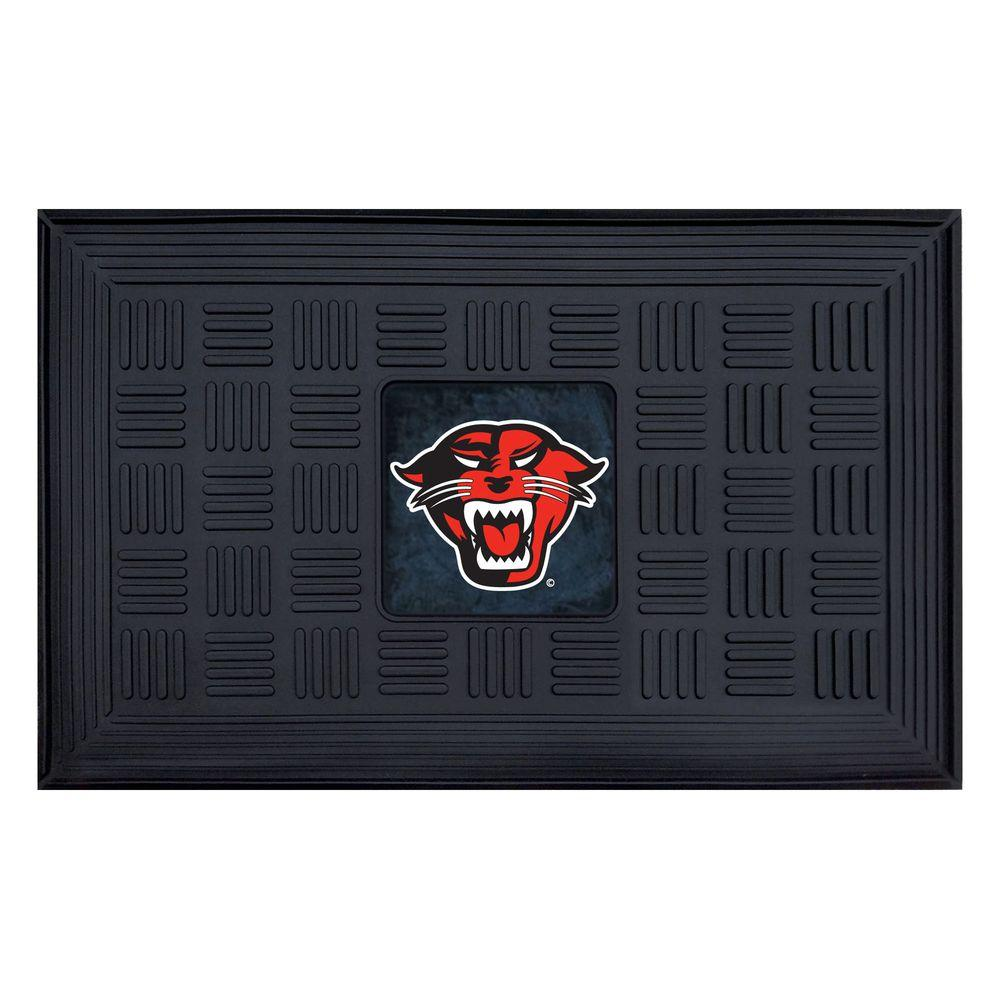 NCAA Davenport University 18 in. x 30 in. Vinyl Door Mat