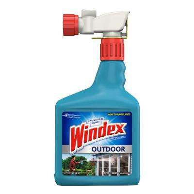 32 oz. Hose End Outdoor Multi-Surface Cleaner (8-Pack)