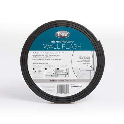 1/4 in. x 1 in. x 25 ft. RainEscape Deck Drainage System Wall Flash
