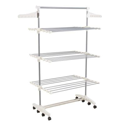 Rolling Stainless Steel Drying Rack