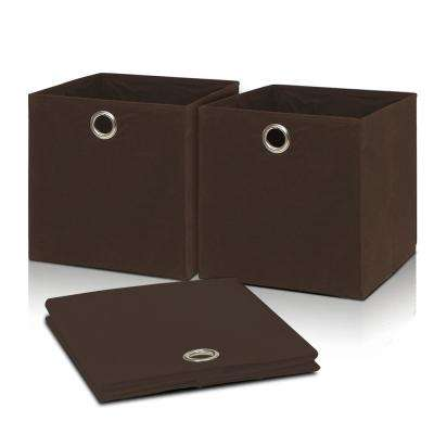 Laci Storage Bin in Brown (3-Pack)