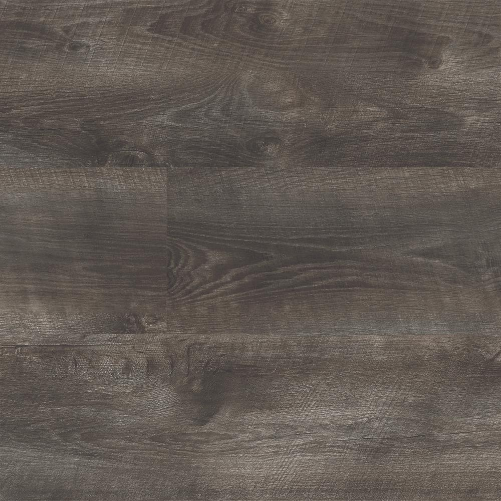 Home Decorators Collection Stony Oak Java In Wide X In Length - Click in place vinyl flooring