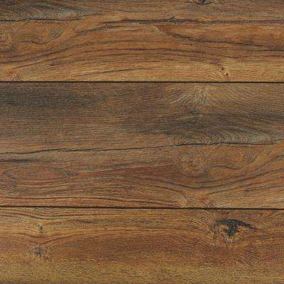 Yorkhill Oak 12 mm Thick x 7-7/16 in. Wide x 50-5/8 in. Length Laminate Flooring (18.2 sq. ft. / case)