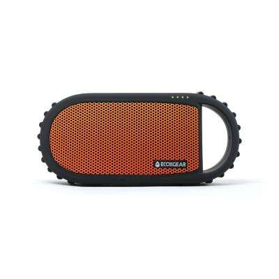 ECOCARBON Bluetooth Waterproof Speaker, Orange