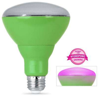 65W Equivalent BR30 Full Spectrum LED Plant Grow Light Bulb (Case of 4)