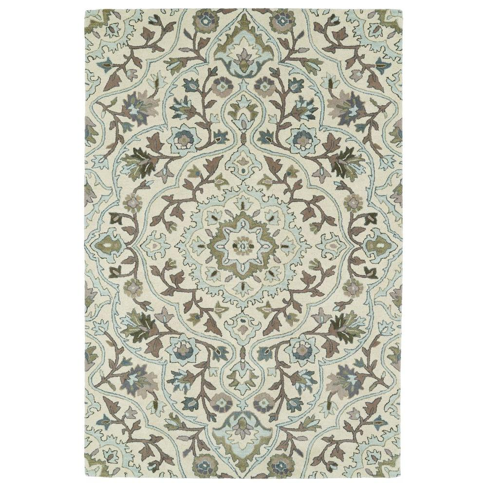 Middleton Ivory 5 ft. x 7 ft. 9 in. Area Rug