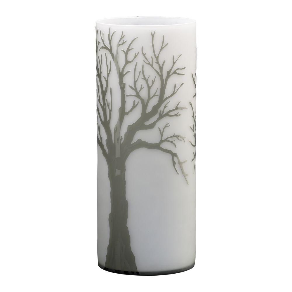 Filament Design Prospect 16 in. x 10 in. Black Vase